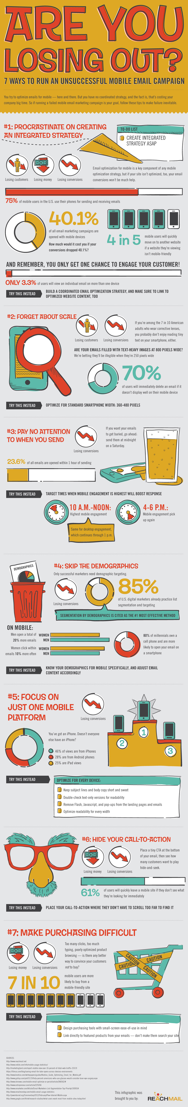 Reachmail Infographic