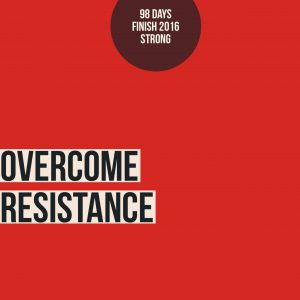 Overcome Resistance