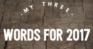 3 Words 2017